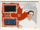 Bret Hart 2011 In The Game ITG Canadiana Double Memorabilia Card #DM-03 /90