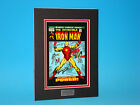 Iron Man #47 Marvel Fine Art Print Sideshow Collectibles Limited 500 Sold Out