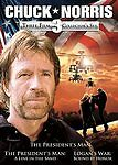 Chuck Norris: Three Film Collection (The President's Man / The President's Man 2