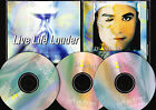 CD ALBUM / 3 X CD BOX SET.DIAMOND.LIFE IN EXCESS.SOUNDTRACK.LIVE LIFE LOUDER
