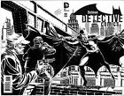 Batman Detective Comics#44, sketch cover original art by Jerry Ordway