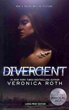 Divergent by Veronica Roth (Paperback / softback, 2014)