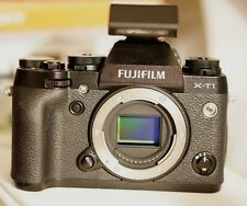 Fujifilm X series X-T1 16.3 MP Digital SLR Camera - Black (Body Only)