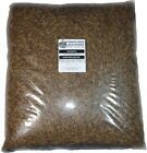 11lbs Dried Mealworms for Fish Bluebirds Chickens Gliders ~176,000 Count