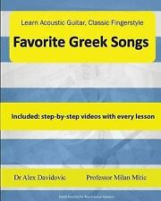 Learn Acoustic Guitar, Classic Fingerstyle: Favorite Greek Songs by Alex...