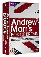 Andrew Marr's Box of Britain - ( 7 Disc Set ) - Brand New And Sealed !!!