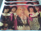 10 TWISTED SISTER POSTER'S 25 YEARS OLD 100% NEW COND