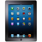 Apple iPad 4 64GB, Wi-Fi & 4G Black 4G Cellular Unlocked Brand new
