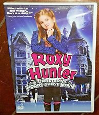 Roxy Hunter and the Mystery of the Moody Ghost (DVD, 2008) Free Shipping!