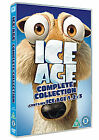 Ice Age 1-3 Trilogy Collection (DVD, 2009, 3-Disc Set, Box Set) NEW AND SEALED