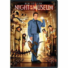 Night at the Museum DVD, 2007, Full Frame New Ben Stiller + Commentary Region 1