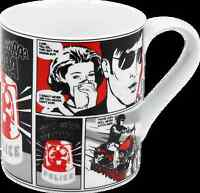 Comic Strip  Becher  Könitz Porzellan 400ml 0,4 Liter Tasse