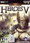 HEROES OF MIGHT AND MAGIC VER V / 5, game for Mac NEW ! Oz Stock
