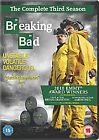 BREAKING BAD Complete Season 3 DVD Boxset 4 discs