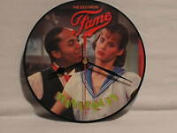 """FAME""""KIDS FROM""""MANNEQUIN GREAT PICTURE DISC CLOCK"""