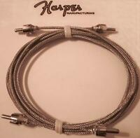 """Vintage Reverb Cables Fender Deluxe Pro Super Twin Vibrolux by Pottbelly 48""""x36"""""""