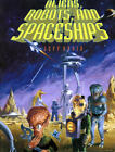 Aliens Robots And Spaceships By Jeff Rovin SC/Alf/Gobots/Outer Limits/Star Trek
