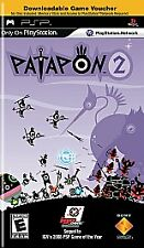 Patapon 2  (PlayStation Portable, 2009) NUINBX UNDER$25