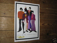 The Beatles Yellow Submarine Soundtrack Repro POSTER