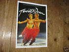 Torvill and Dean Ice Skating World Tour Repro POSTER