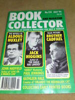 BOOK COLLECTOR - ALDOUS HUXLEY July 1994 #124