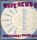 WAVE NEWS 2 - indipendent smash hits compilation LP