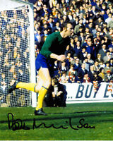BOB WILSON Arsenal Legend HAND SIGNED 10x8 Photo AFTAL