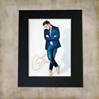 OLLY MURS Signed Mounted Autograph Photo Print (A5)