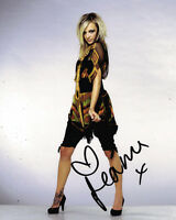 Fearne Cotton IN PERSON SIGNED Autograph 10x8 Photo AFTAL COA Sexy British DJ