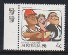 1988 Living Together 4c Trade Unions - 2 Koala Reprint (Left)