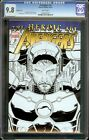 Avengers 4 MRRC Sketch Variant Cover CGC 9.8