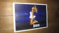 Serena Williams Tennis Legend Jumping POSTER