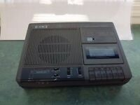 EIKI CASSETTE TAPE RECORDER MODEL 5190A