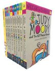 Judy Moody Collection 9 Books Set Megan McDonald Pack Girl Detective New