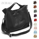 Best Sell Classic Genuine Leather Ladies Handbag Women Shoulder Tote Bag Satchel