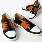 New Legend Fashion Mens Sneakers Black Comfort Casual Lace Up Shoes