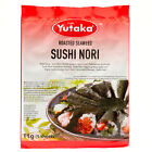 Sushi Nori (5 Sheets) by Yutaka - Roasted Seaweed Sheets
