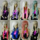 28~32 in. Long New Style Mixed Color Heat Resistant Cosplay Wig Free Shipping