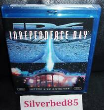 INDEPENDENCE DAY Blu-ray Will Smith Bill Pullman Brand New SEALED Rare OOP
