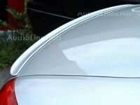 Unpainted Ford Mondeo MK3 Boot lip spoiler 01 04 05 Saloon 4dr $