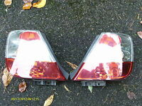 HONDA CIVIC 3 DOOR EP2 & EP3 FACE-LIFT R & S MODELS 2001-2006 SET OF REAR LIGHTS