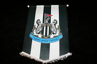 Newcastle United Large Hanging Pennant Flag 42x28cm NEW Official NUFC