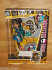 NEW 2012 Mattel MONSTER HIGH PICTURE DAY Mummy Doll CLEO DE NILE HTF!