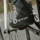 Optimum Cycling Neoprene Overshoes/Shoe Covers - BLACK (S/M/L)
