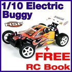 RC CAR RTR BUGGY 1 10 HSP 4WD ELECTRIC REMOTE CONTROL OFF ROAD RACE 1:10 2.4 GHz