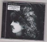 """George Harrison """"Somewhere In England"""" CD New Beatles"""