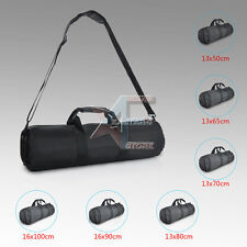 New Padded Tripod light stand Carry Case Bag 19.7in 27.5in 31.5in 35.4in 39.4in