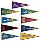 Colonial Athletic Association CAA College Pennant Set