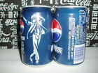 "Rare China 2012 Pepsi Michael Jackson ""BAD"" 25th Anniversary Can"