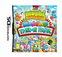 Moshi Monsters Moshlings Theme Park Game for Nintendo DS New And Sealed